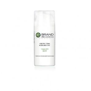 Crema viso schiarente protettiva curcuma e complex white, 100 ml