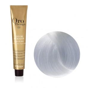 Correttore Capelli Argento Professionale - Color Keratin - Oro Therapy