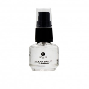 Asciuga Smalto Ultrarapido ml. 15 - Ebrand Nails