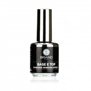 Base e Top Powder Mirror Effect ml.15 - Ebrand Nails