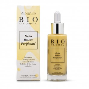 Siero Viso Purificante Detox Booster, BioCromia Advance Pro, 30 ml