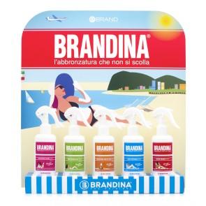 """Espositore da banco Linea Solari """"Brandina"""""""