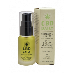 Cbd Daily, Soothering Serum, 30 ml