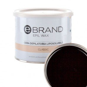 Cera Depilatoria Classic Azulene  - Liposolubile -  Ebrand