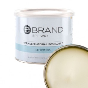Cera Depilatoria Micromica Bianca  - Liposolubile -  Ebrand