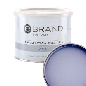 Cera Depilatoria Zinco Ametista  - Liposolubile -  Ebrand