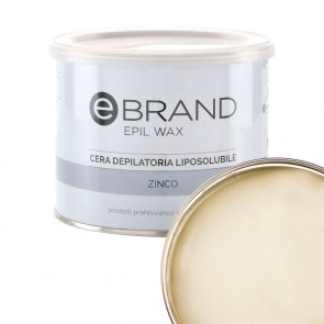 Cera Depilatoria Zinco Perla - Liposolubile -  Ebrand