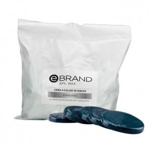Ceretta a Caldo in Dischetti Ebrand - Blu - 1 Kg