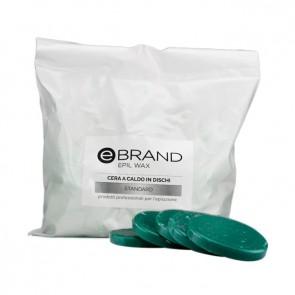 Ceretta a Caldo in Dischetti Ebrand- Verde - 1 Kg