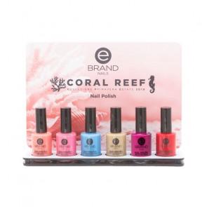 Collezione Smalti Professionali Coral Reef by Ebrand Nails