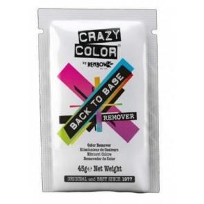 Remover Back to Base Crazy Color 45 gr