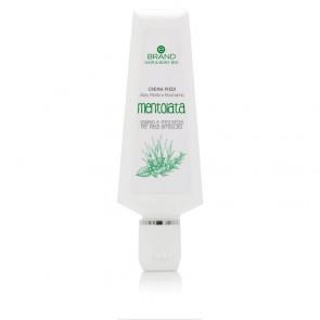 "Crema Piedi Aloe Menta e Rosmarino ""Mentolata"" - Ebrand Hair & Body - 100 ml"