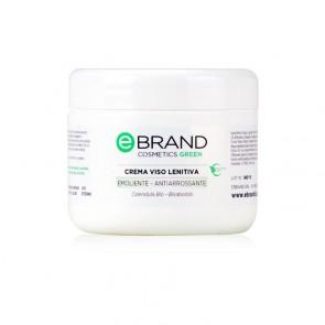 Crema Viso Lenitiva - Ebrand Green - Vaso  250 ml