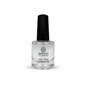 Tea Tree Cuticle Oil, Evo Nails, ml.15