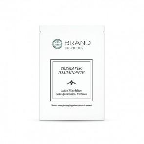 Campioncini Crema Viso Illuminante Acido Mandelico e Verbasco- Ebrand Cosmetics