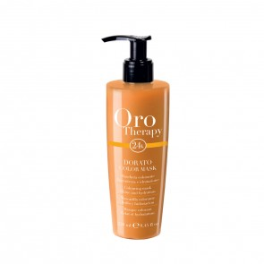 Maschera Colorante Dorato - 250 ml - Oro Therapy