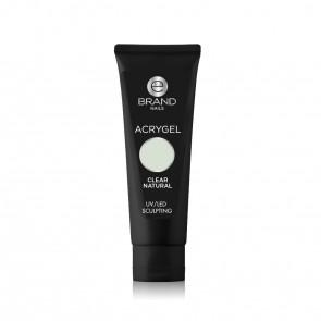 Acrygel Clear Natural - Ebrand Nails - 60gr