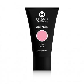 Acrygel Cover Nude, Ebrand Evo Nails, 56 gr