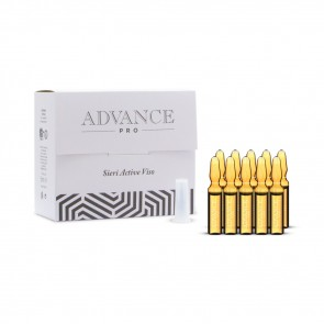 Fiale Viso Active Rigenerante Bio, Advance Pro, 10 x 5 ml