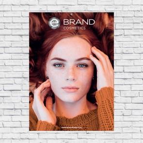 Cartellone Ebrand Cosmetics, 50x70cm