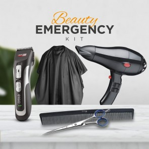 Kit Beauty Emergency UOMO Plus