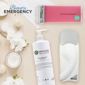 Kit Beauty Emergency DEPILAZIONE