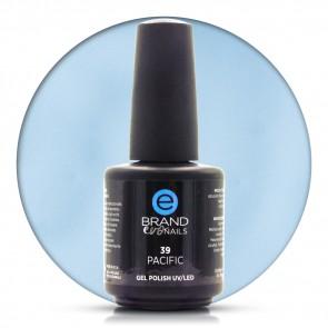 Smalto Semipermanente Azzurro Cielo Pacific, Nr. 39, 15 ml, Evo Nails