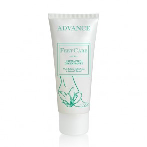 Crema Piedi Deodorante - Ebrand Advance - ml. 100