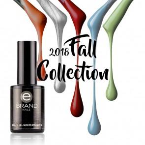 Color Trend Autunno 2018 - Collezione Smalti Semipermanenti Ebrand Nails
