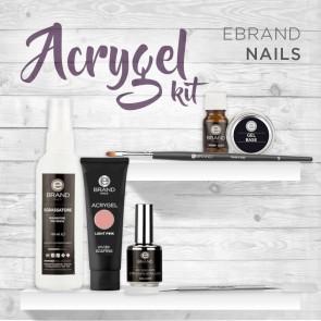 Starter Kit Acrygel - Ebrand Nails