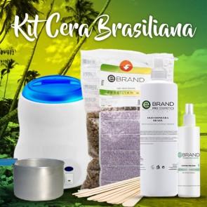 Protocollo Trattamento Ceretta Brasiliana, Ebrand