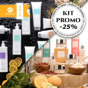 Kit Promo - Linea Completa Ebrand Advance Pro