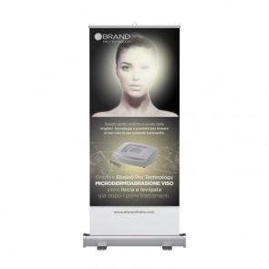 Roll Up Macchinario Microdermoabrasione - Ebrand Pro Technology