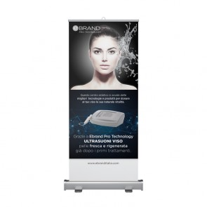 Roll Up Macchinario Spatola Ultrasuoni Viso - Ebrand Pro Technology