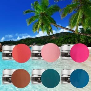"""Collezione Gel Color Uv """"Tropical Island"""" - Ebrand Nails"""