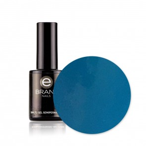 Smalto Semipermanente Blu Denim n. 225 - Honolulu - Ebrand Nails