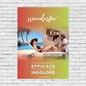 Poster Rigido Wonderlax, 50x70cm