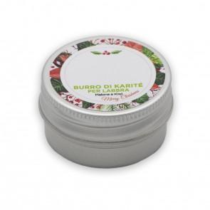Burro di Karitè Per Labbra Melone e Kiwi, 15 ml