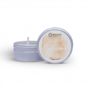"""Candela da Massaggio """"Mediterranea"""", Ebrand Cosmetics, 40 gr"""