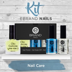 Kit Nail Care, Ebrand Nails