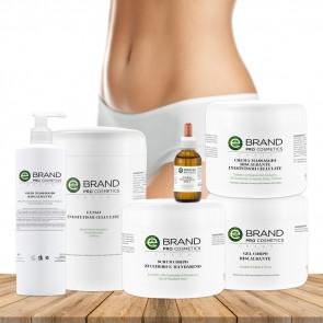 Protocollo trattamento corpo cellulite effetto caldo