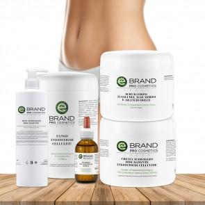 Protocollo trattamento corpo rimodellante localizzato addome fianchi, effetto caldo