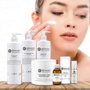 Protocollo trattamento viso anti age Bava di lumaca, azione rigenerante