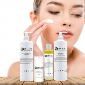 Protocollo trattamento viso detersione idratante lenitiva