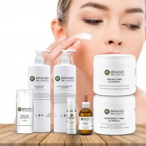 Protocollo trattamento viso lenitivo
