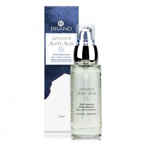 Siero Viso Intensivo Acido Jaluronico - Ebrand Advance Anti Age - 30 ml