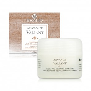 Crema Viso Schiarente Illuminante Valiant - Ebrand Advance - 50 ml