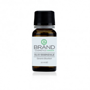Olio Essenziale di Geranio - Ebrand Green - 10 ml