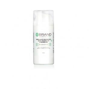 Esfoliante Enzimatico Acido Mandelico e Bromelina - Ebrand Green - 100 ml