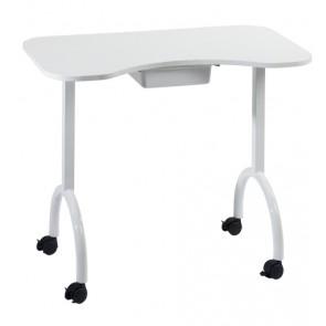 Tavolo per manicure professionale - Tavolo pieghevole a valigia ...